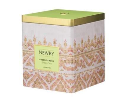 Чай зеленый Newby сенча 125 г