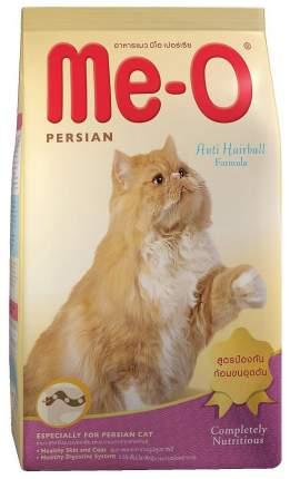 Сухой корм для кошек Me-O Persian, персидская, домашняя птица, 7кг