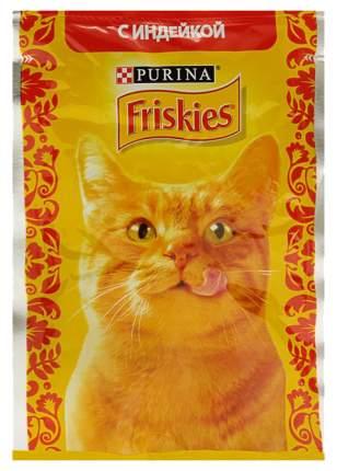 Влажный корм для кошек Friskies, индейка, 24шт, 85г