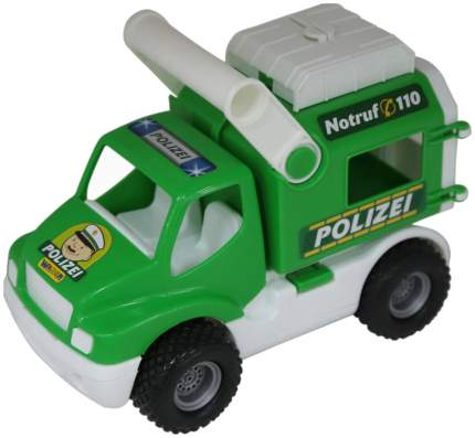 """Автомобиль Wader """"КонсТрак: Полиция"""" 24 см"""