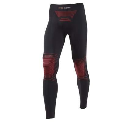 Кальсоны X-Bionic Energizer MK2 Pants Long 2019 мужские черно-красные, L/XL
