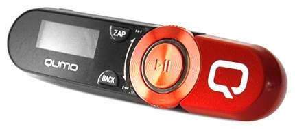 МР3-плеер с клипсой Qumo Magnitola 4Gb Красный