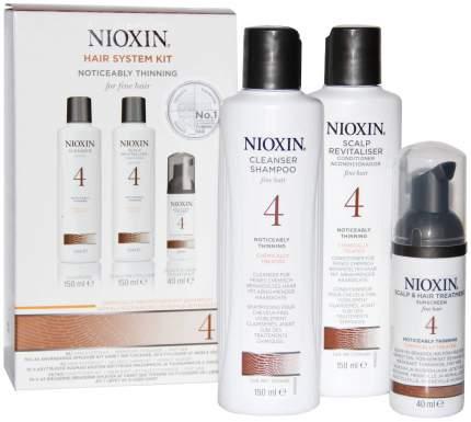 Набор средств для волос Nioxin System 4 Kit