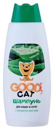 Шампунь для домашнего питомца GOOD Cat C экстрактом алоэ вера 250 мл
