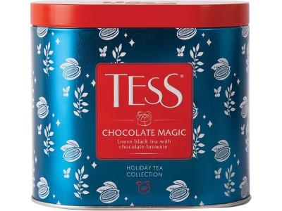 Чай черный листовой Tess chocolate magic 100 г