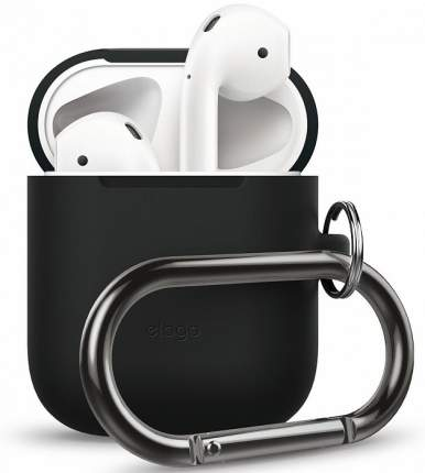 Чехол Elago AirPods Hang Case (EAPSC-HANG-BK) для зарядного кейса AirPods (Black)