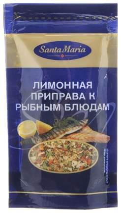 Приправа  Santa Maria лимонная к рыбе 23 г