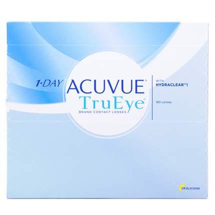 Контактные линзы 1-Day Acuvue TruEye 180 линз R 8,5 +2,50