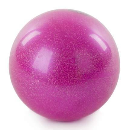 Гимнастический мяч AB2803B розовый 15 см