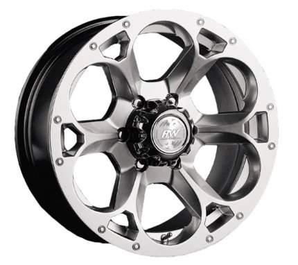 Колесные диски Racing Wheels R17 8J PCD6x139.7 ET10 D110.5 87513279145