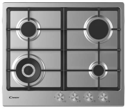 Встраиваемая варочная панель газовая Candy CHG 6 BF4 WPX Silver