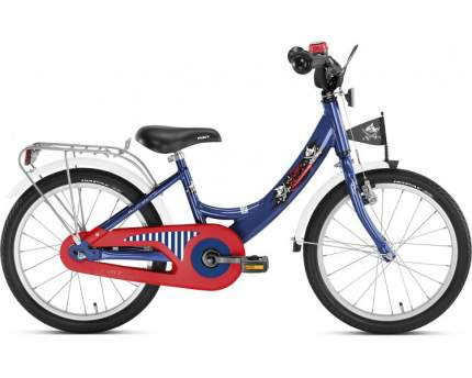 Велосипед Puky ZL 16-1 Alu Captn Sharky 4228 Синий