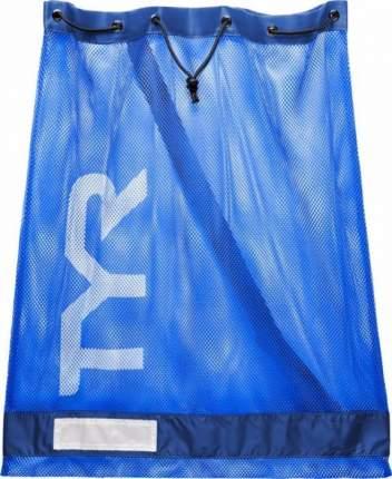 Сумка-сетка для бассейна TYR Alliance Mesh Equipment Bag синяя Royal (428)
