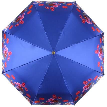 Зонт-автомат Flioraj 23142 FJ синий