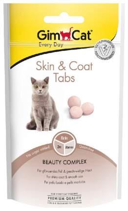 Лакомство для кошек Gimpet Skin and Coat Tabs 40 г