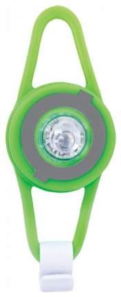 Велосипедный фонарь передний Globber 522-106 зеленый