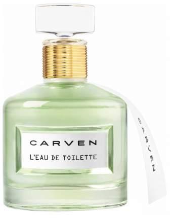 Туалетная вода Carven L'eau De Toilette 100 мл