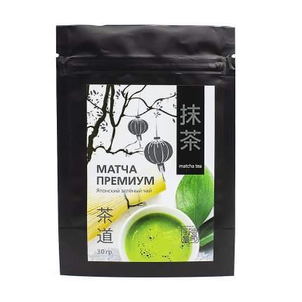 Чай зеленый 101 Чай  японский матча премиум 30 г