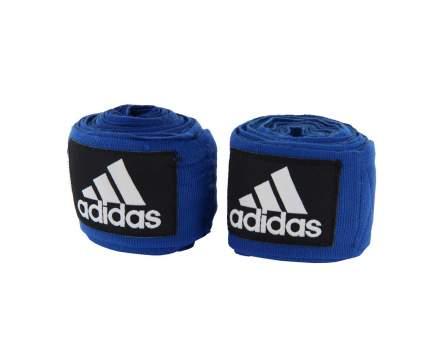 Бинт эластичный Adidas Boxing Crepe Bandage синий 4,5 м