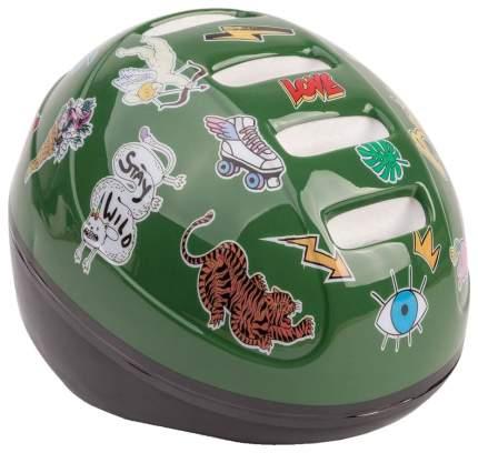 Шлем защитный детский Happy Baby Stonehead Green