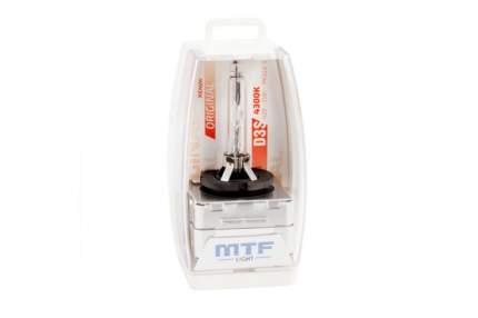 Лампа ксеноновая D3S MTF-Light Original SBD3S4 4300K