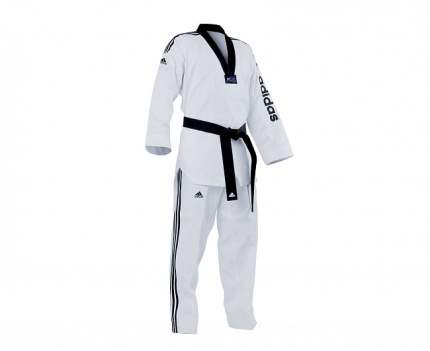 Добок Adidas WTF Adi-SuperMaster 2, white/black, 180