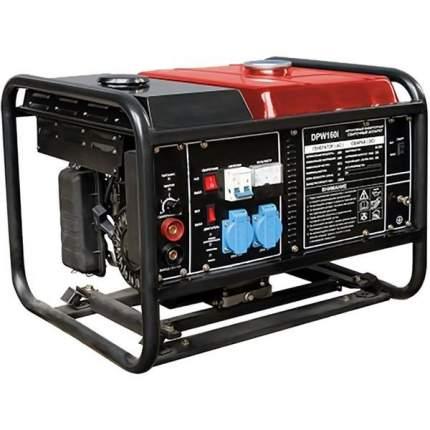 Бензиновый генератор DDE DPW160i