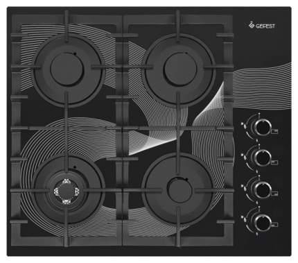 Встраиваемая варочная панель газовая GEFEST СГ СВН 2230-01 К26 Black