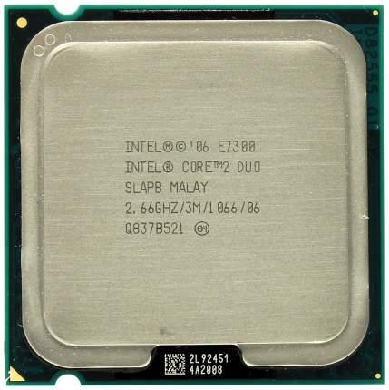 Процессор Intel Core 2 Duo E7300 OEM