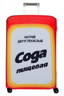 Чехол для чемодана Routemark Сода L/XL