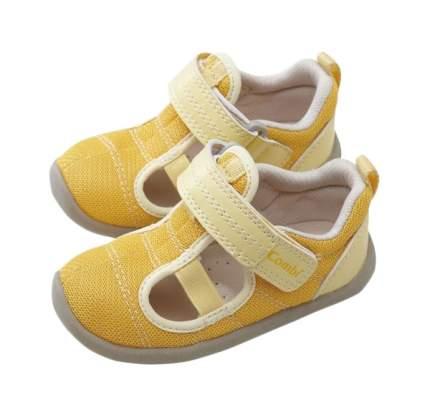Детские сандалии Combi Air Thru Shoes Желтый р.15,5