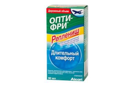 Раствор Опти-Фри Реплениш 90 мл