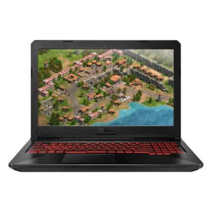 Ноутбук игровой Asus FX504GM-E4372T