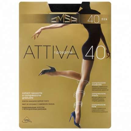Колготки Omsa ATTIVA 40 /  Nero  (Черный) / 5 (XL)