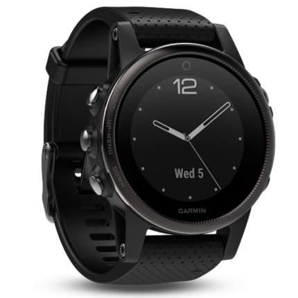 Смарт-часы Garmin Fenix 5S черные