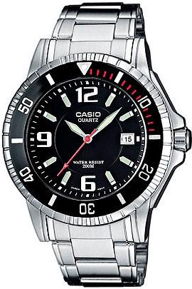 Наручные часы кварцевые мужские Casio Collection MTD-1053D-1A