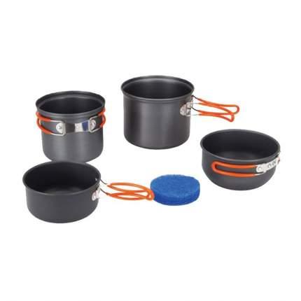 Набор посуды Tramp TRC-075 анодированный алюминий