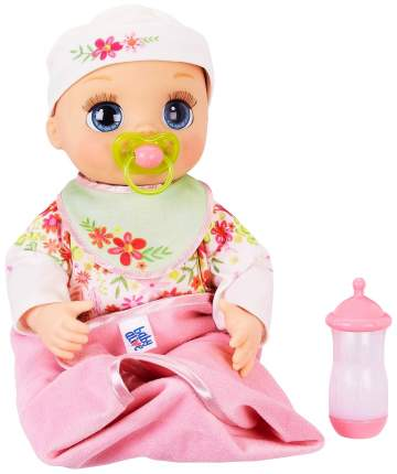Кукла Baby Alive Любимая малютка E2352