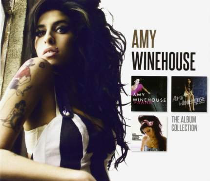 Аудио диск Amy Winehouse ‎ The Album Collection (RU)(3CD)