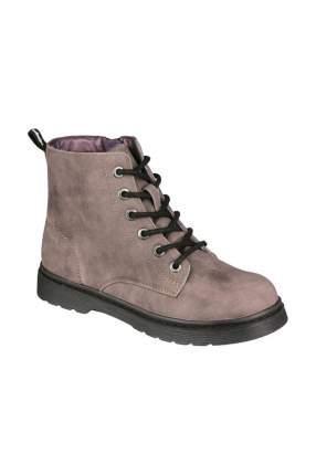 Ботинки INDIGO KIDS, цв.розовый, 38 р-р.