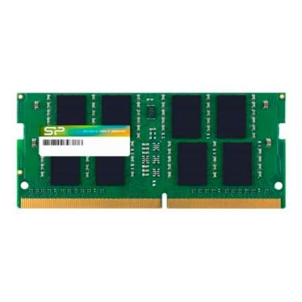 Оперативная память Silicon Power 8GB 2400МГц DDR4 CL17 SODIMM 1Gx8 SR