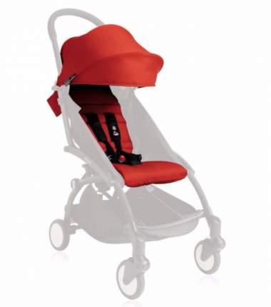 Комплект в коляску Babyzen капюшон и сиденье 6+ red для yoyo+