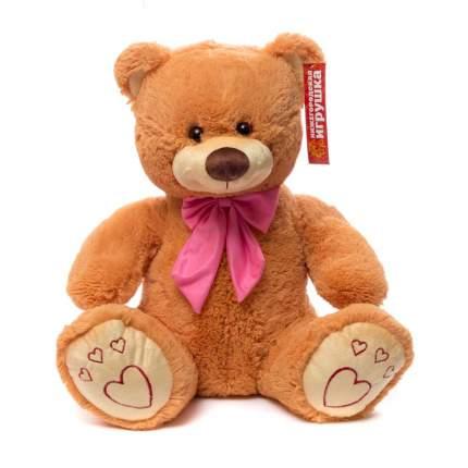 Мягкая игрушка Мишка средний с вышивкой 55 см Нижегородская игрушка См-391-5