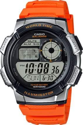 Наручные часы электронные мужские Casio Collection AE-1000W-4B