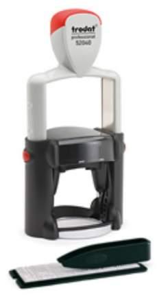 Штамп самонаборный Trodat Professional Line 52040 R2 TYPO РУС