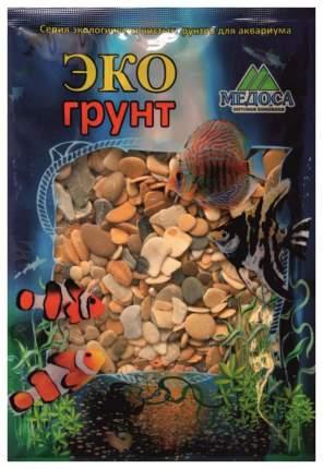 Грунт для аквариума ЭКОгрунт Галька Каспий №3 8 - 15 мм 3,5 кг