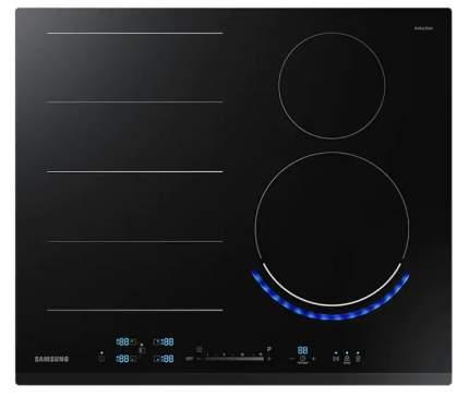 Встраиваемая варочная панель индукционная Samsung NZ64R9777GK Black