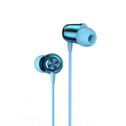 Наушники Baseus Encok Wired Earphone H13 Blue