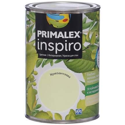 Краска для внутренних работ Primalex Inspiro 1л Хризантема, 420170