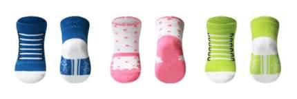 BabyOno Носки  Frutty из хлопка  0+ цвета в ассорттименте